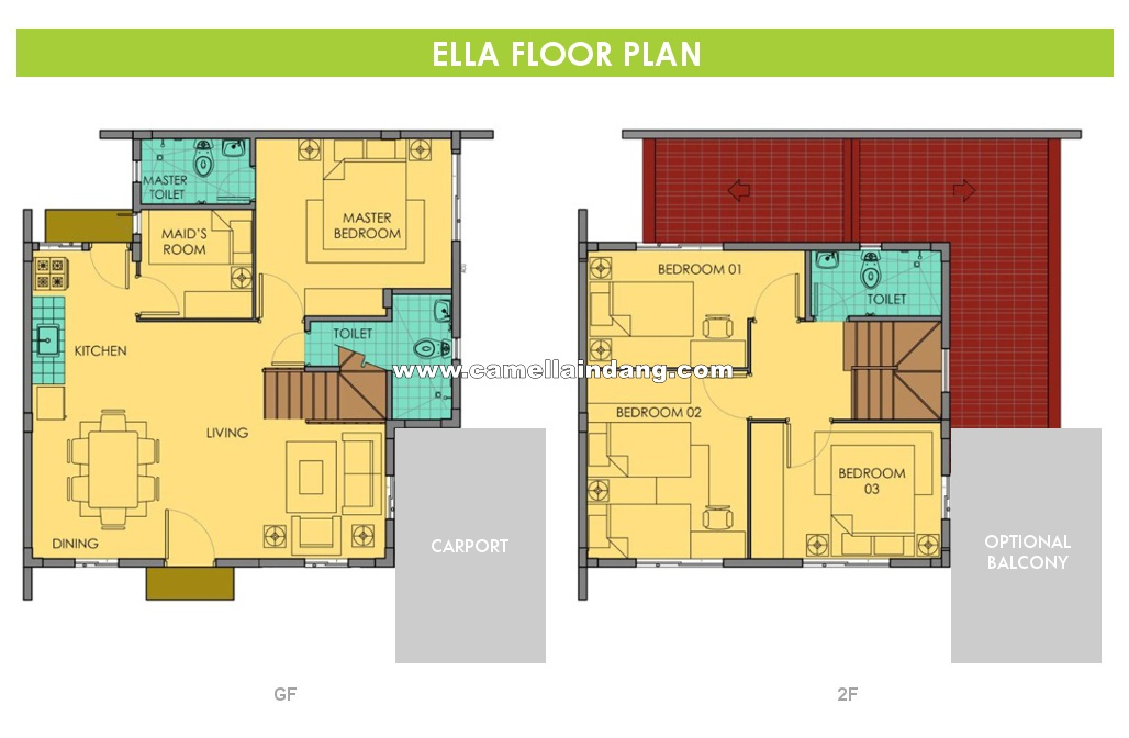 Ella  House for Sale in Indang