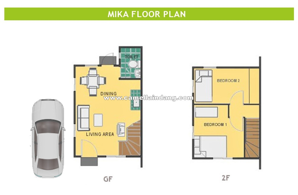 Mika  House for Sale in Indang