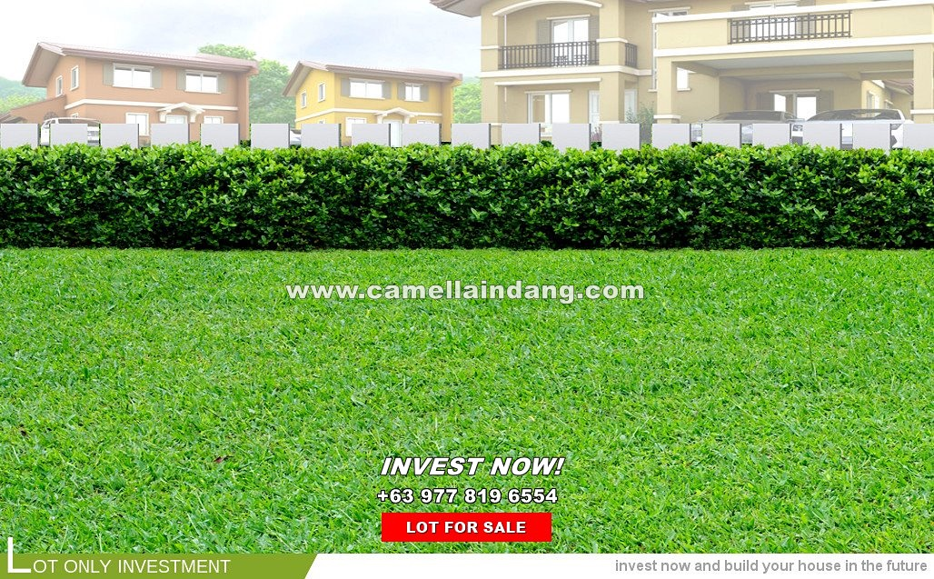 Lot House for Sale in Indang
