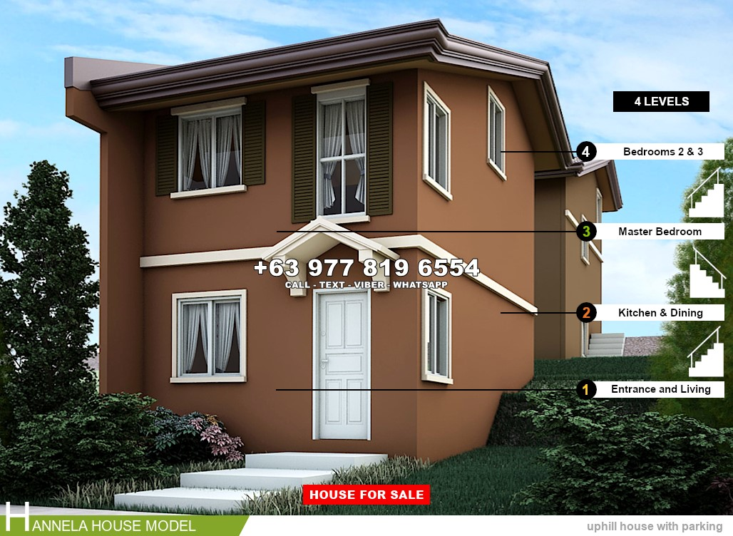 Hannela House for Sale in Indang