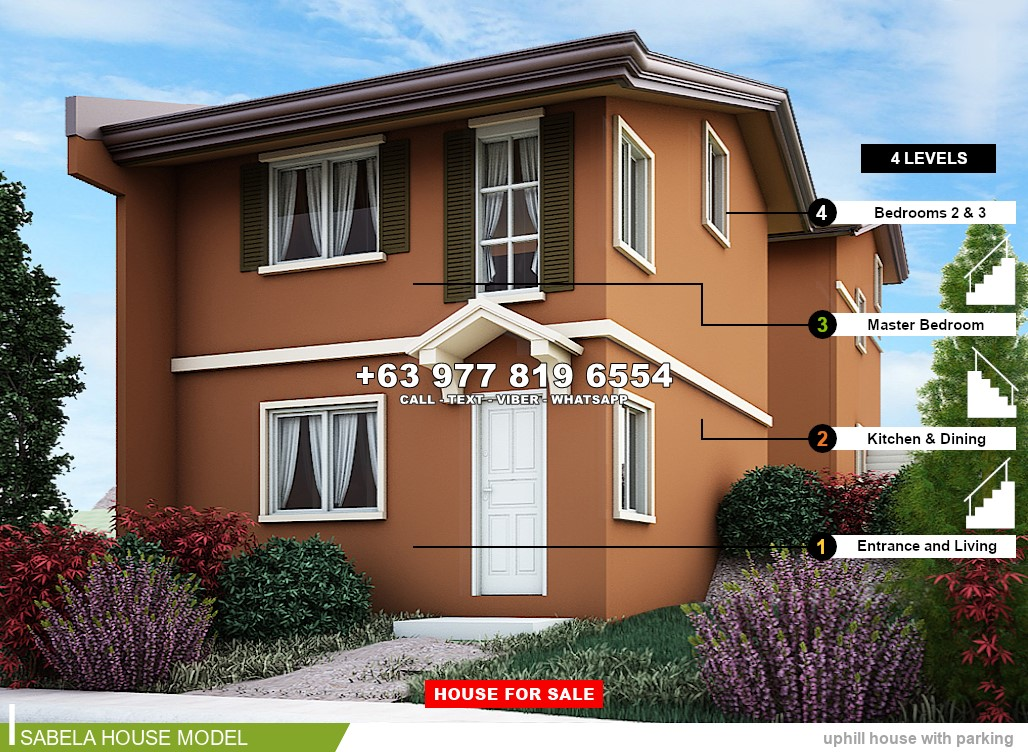 Isabela House for Sale in Indang