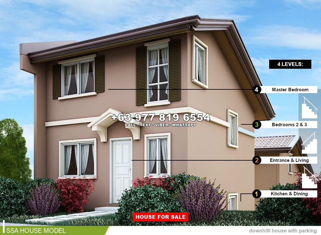 Issa House for Sale in Indang