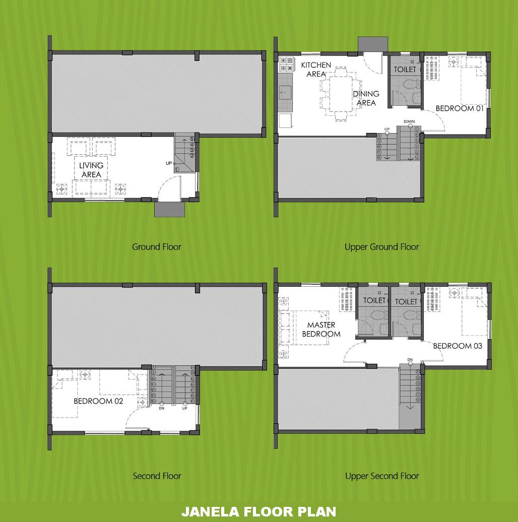 Janela  House for Sale in Indang