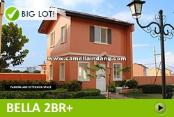Bella House and Lot for Sale in Indang Philippines