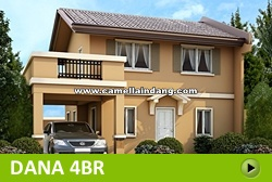 Dana House and Lot for Sale in Indang Philippines