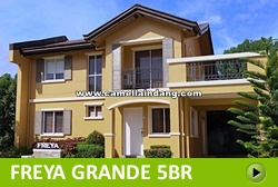 Freya House and Lot for Sale in Indang Philippines